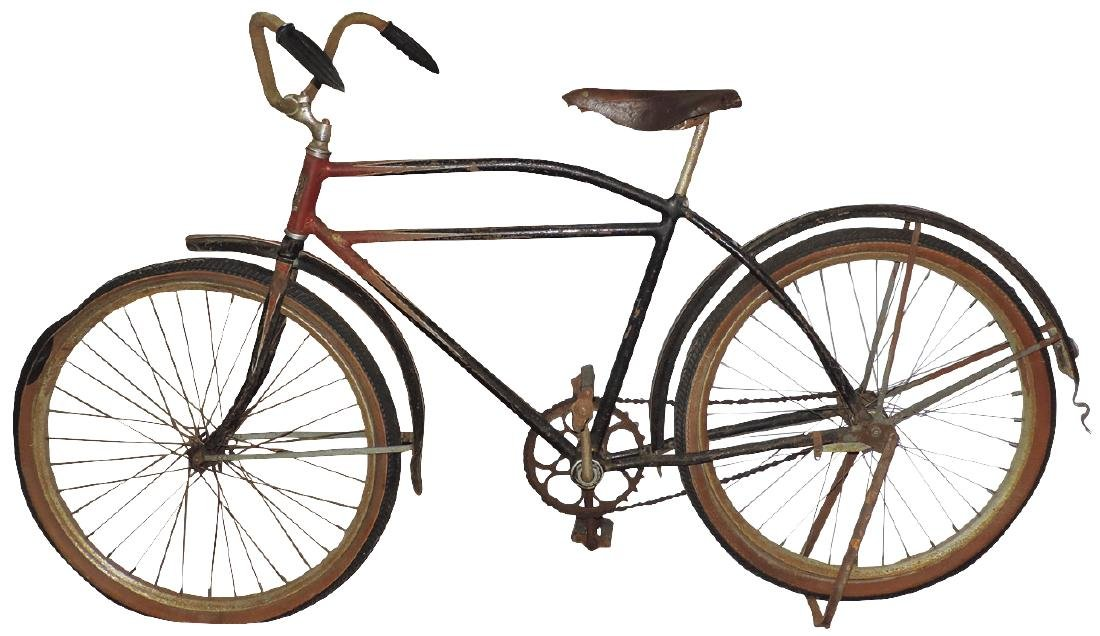 Bicycle, Fleetwood, boys, rubber tires & kickstand,
