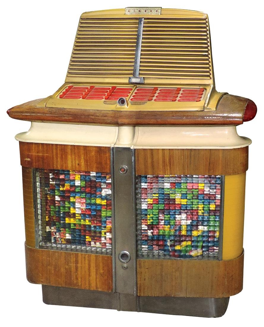 Coin-operated jukebox, Aireon 1200A Super Deluxe