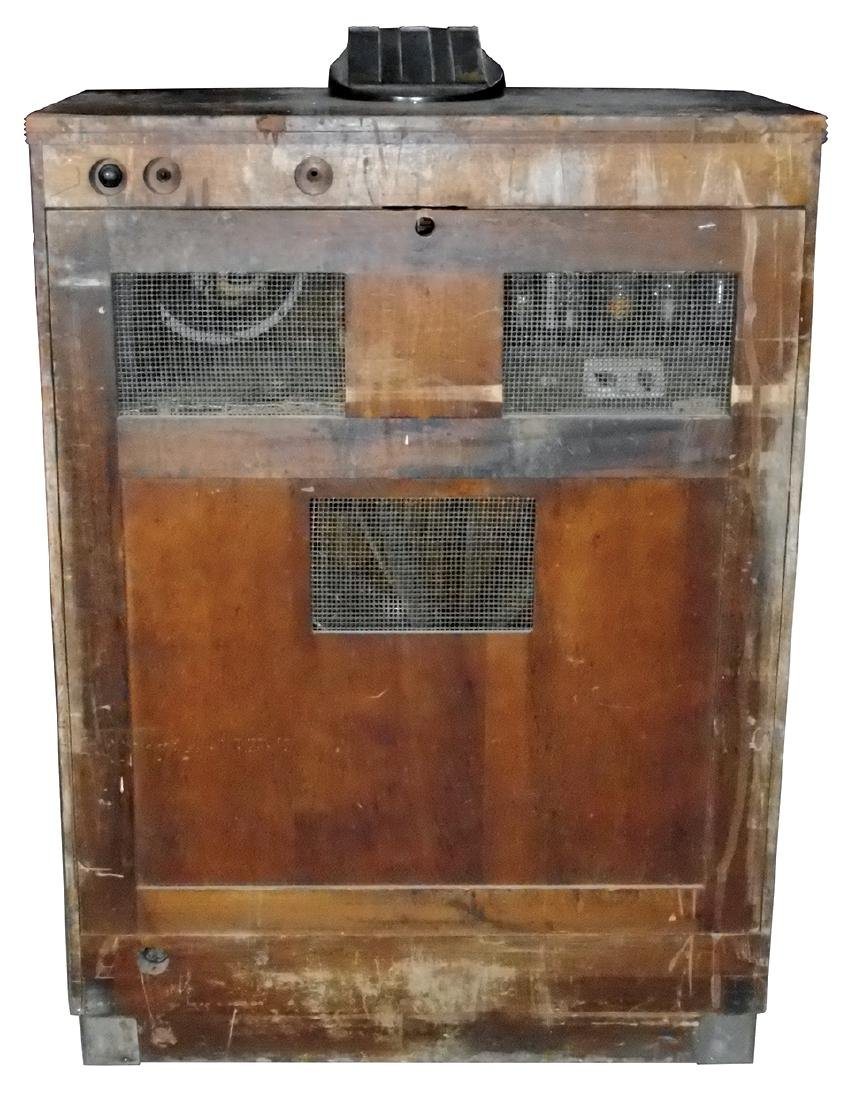 Coin-operated jukebox, Aireon 1200A Super Deluxe - 2