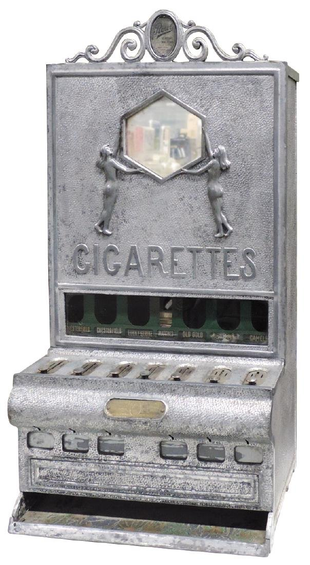 Coin-operated cigarette machine, Rowe 15 Cent & 1 Cent