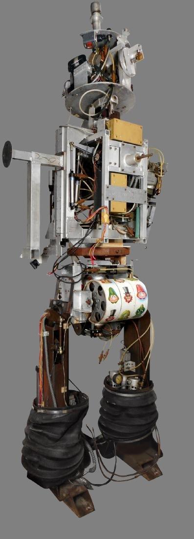 Amusement park robot, electro-mechanical multi function - 4