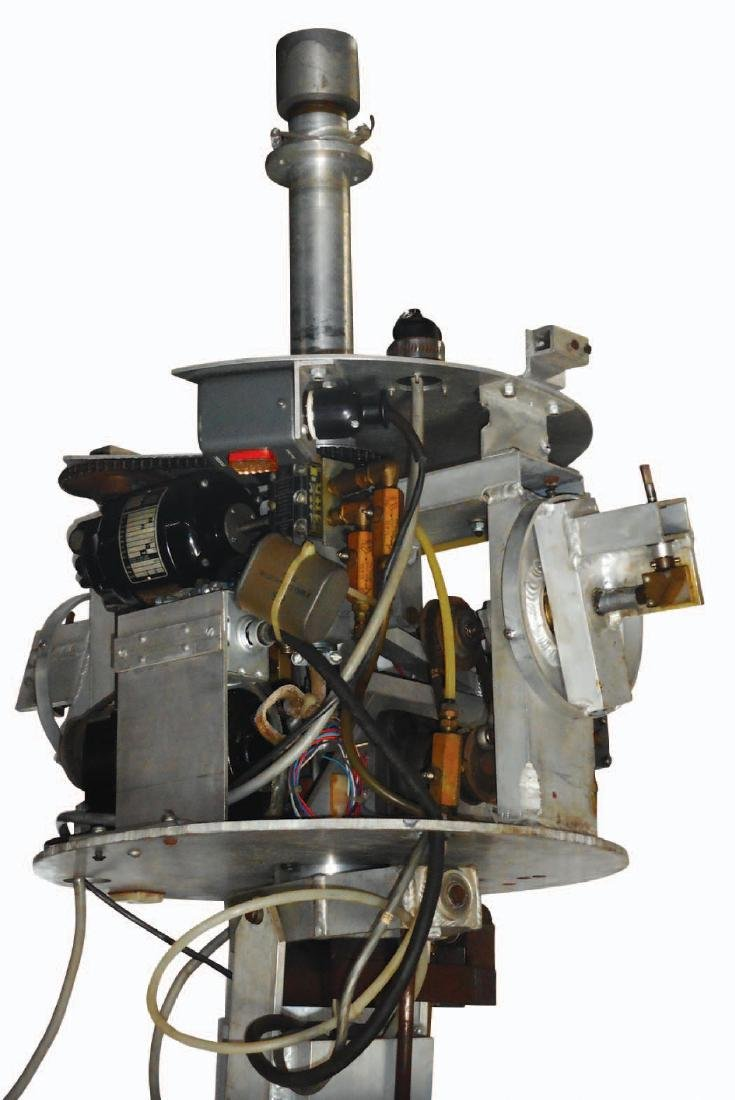 Amusement park robot, electro-mechanical multi function - 6