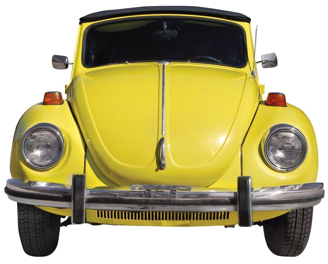 Automobile, 1972 Volkswagen convertible, new top & - 3