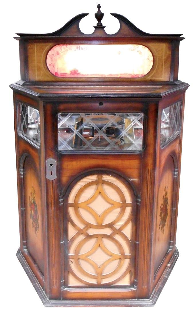 Coin-operated jukebox, Holcomb & Hoke Electramuse, 10