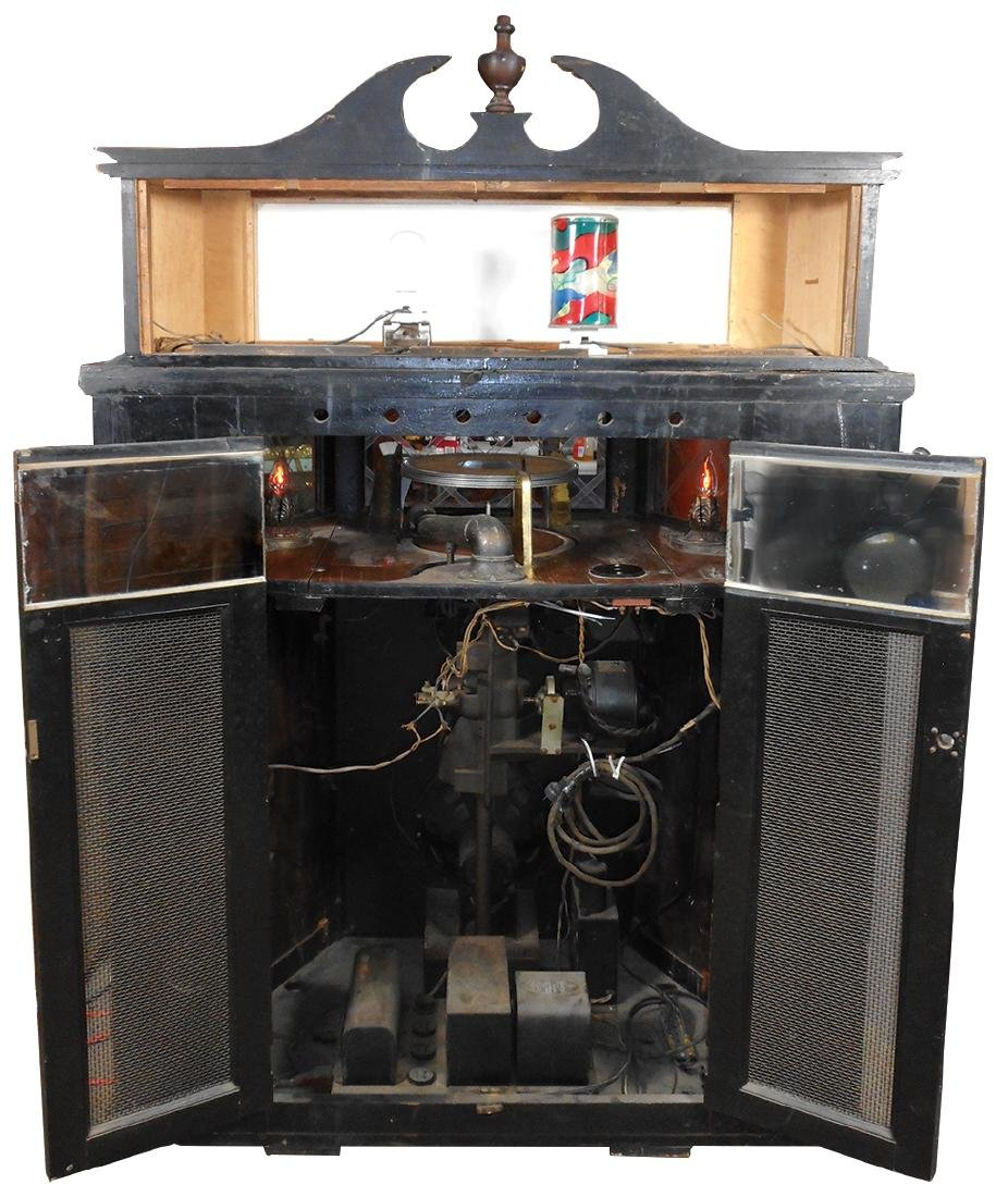 Coin-operated jukebox, Holcomb & Hoke Electramuse, 10 - 2