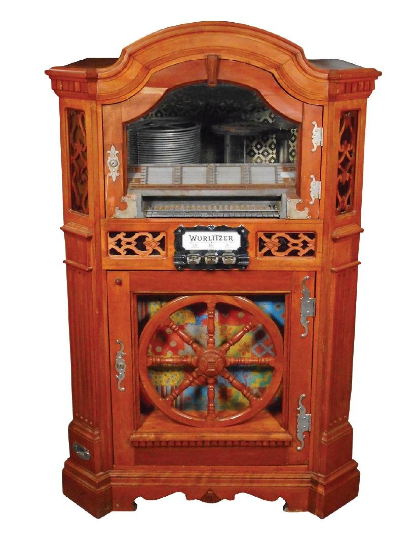 Coin-operated jukebox, Wurlitzer Model 780