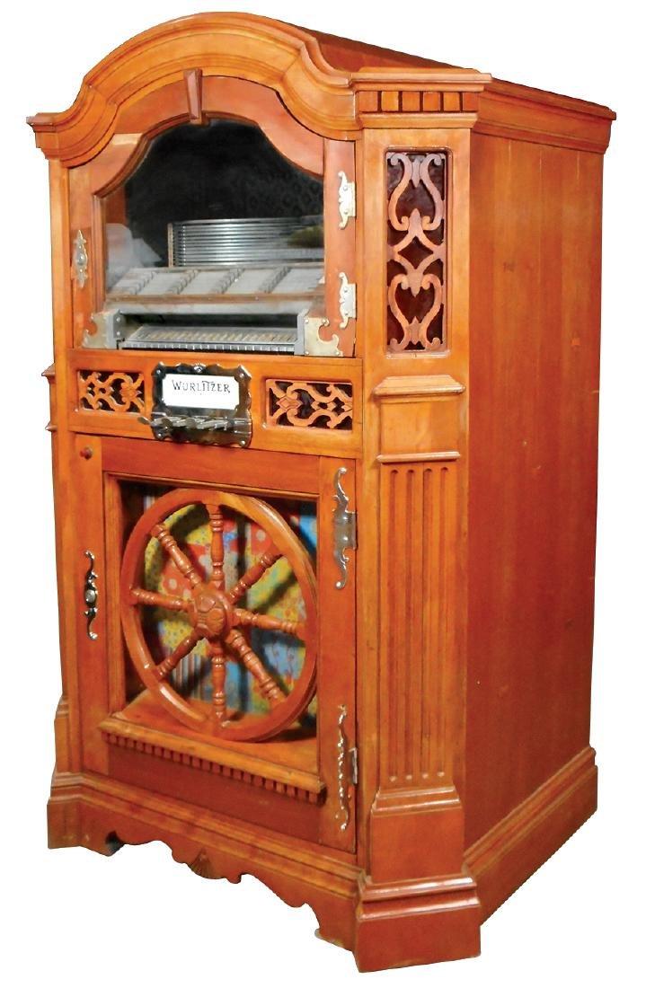 Coin-operated jukebox, Wurlitzer Model 780 - 2