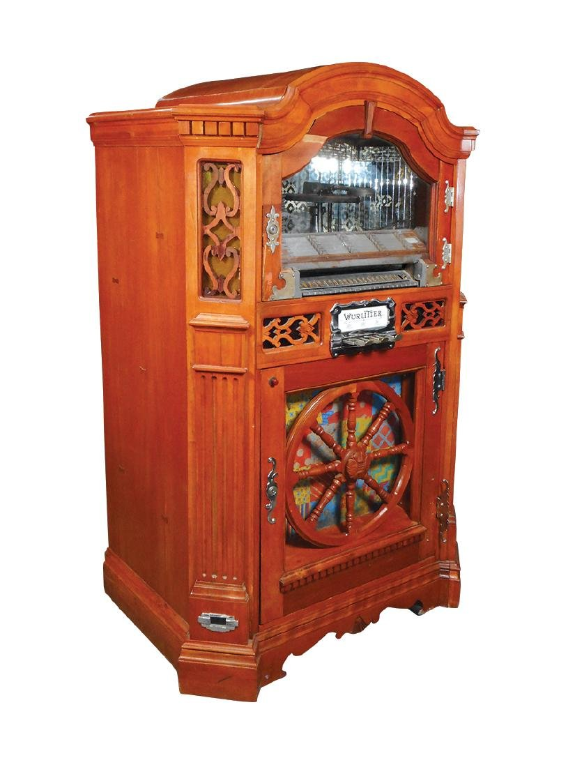 Coin-operated jukebox, Wurlitzer Model 780 - 3