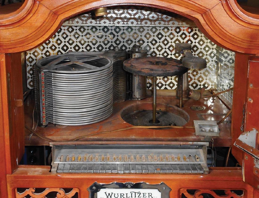 Coin-operated jukebox, Wurlitzer Model 780 - 4