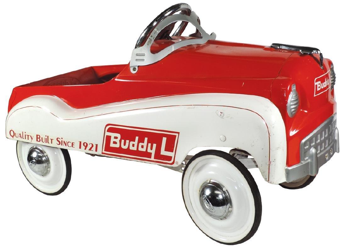 """Children's pedal car, Buddy """"L"""", """"Quality Built Since"""