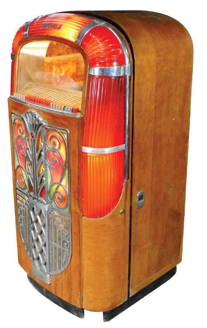 Coin-operated jukebox cabinet, Rockola Model 1426, no - 2