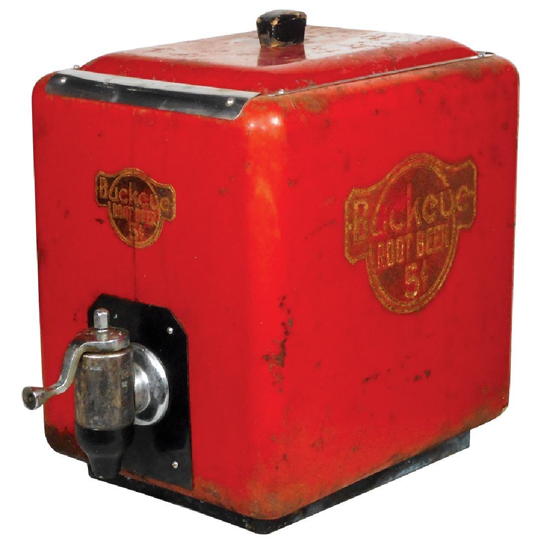 Soda fountain dispensers (2), Coca-Cola Selmix, - 2