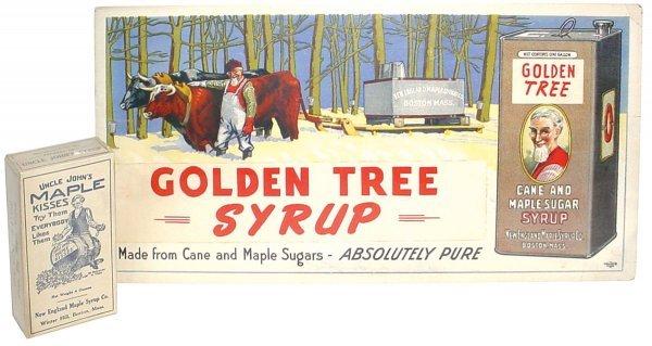 14: New England Maple Syrup Co.-Boston, Mass. litho on