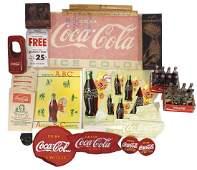 Coca-Cola smalls (15+), Action cap catcher & bottle