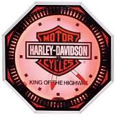 "Motorcycle clock, Harley-Davidson Motorcycles, ""King of"