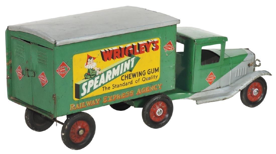 """Toy Buddy """"L"""" Wrigley's Spearmint Railway Express - 2"""