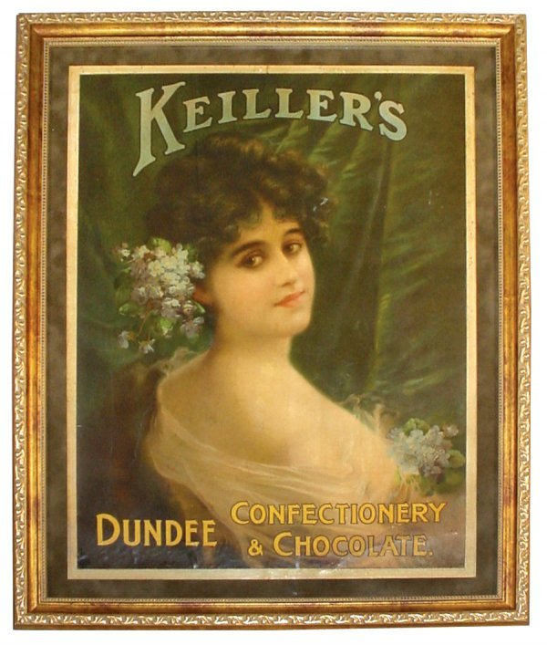 1201: Keiller's Confectionery & Chocolate-Dundee litho