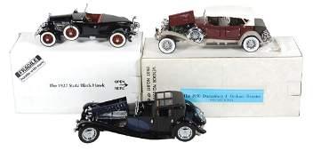 Automotive precision models (3), 1930 Bugatti Royale