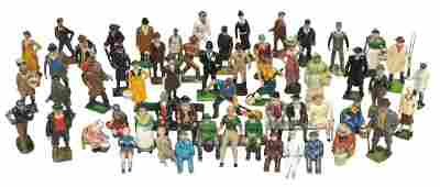 Britains & JOHILLCO lead figures (approx 59), people