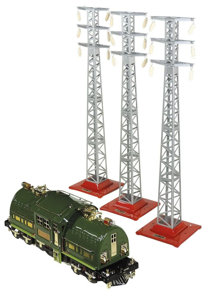 Toy train, Tinplate Traditions, #381E Standard Gauge