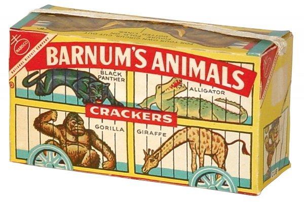 0018: National Biscuit Co. Barnum's Animal Cracker Samp