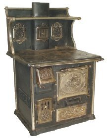 0362: Salesman's sample stove, Quick Meal No. 407-16, m