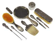 Victorian Vanity  Fashion 10 all Sterling Silver