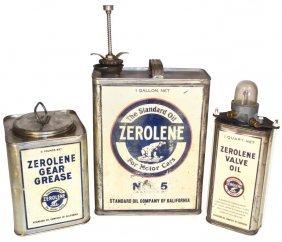 0526: Petroliana, Standard Oil Co. of California Zerole