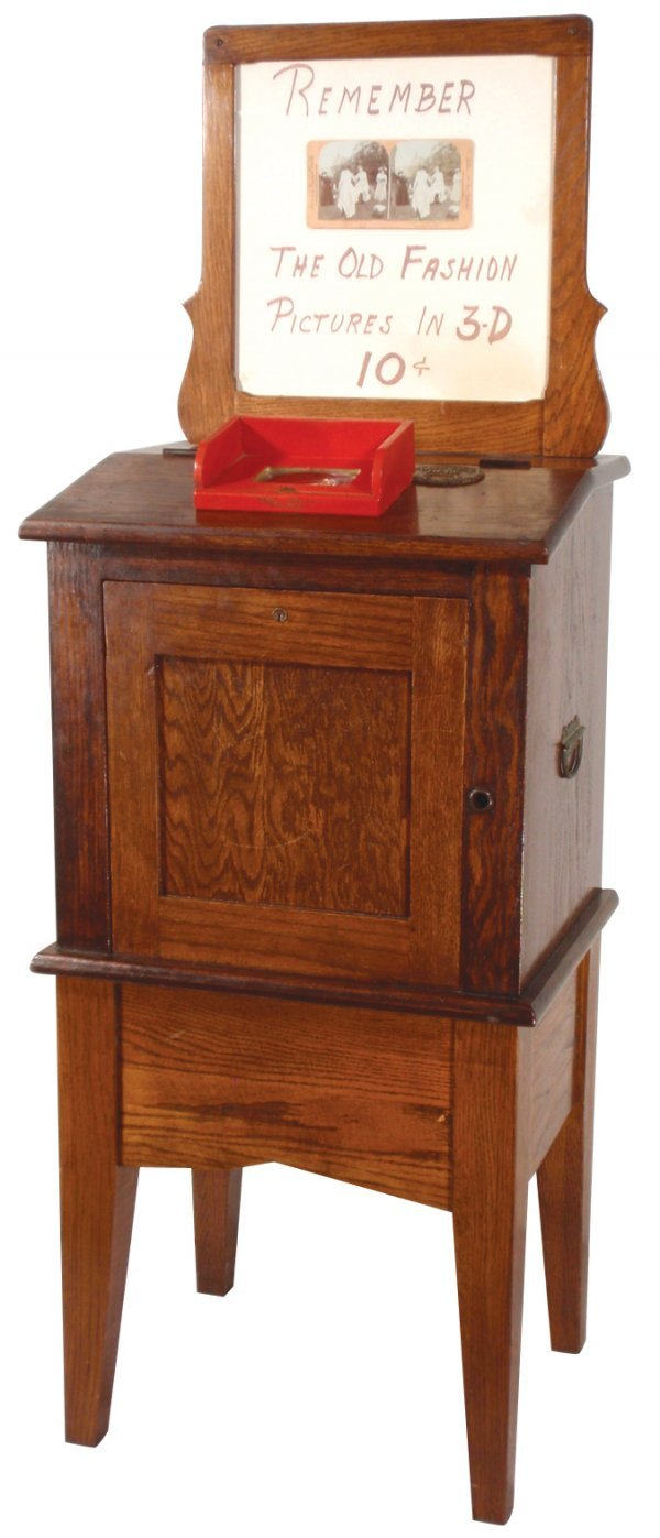 0499: Coin-operated arcade drop card machine, Remember