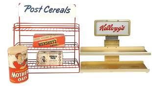 Advertising Breakfast Items (5), Kellogg