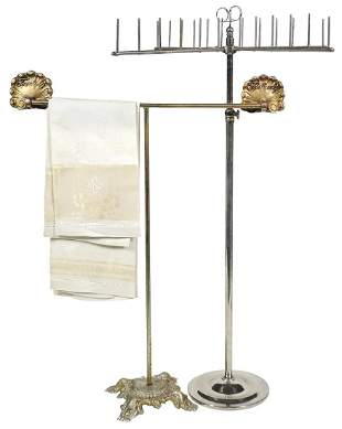 Advertising/Country Store Counter Display Stands (2),