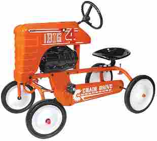 """Child's Pedal Tractor, AMF """"Big 4"""", Model G538,"""