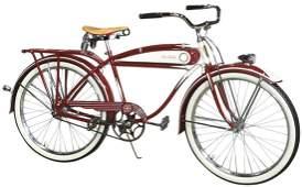 """Bicycle, Schwinn """"La Salle"""" Pre-War Bike, balloon tires"""