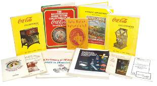 Soda Fountain & Country Store Reference Books (11), The