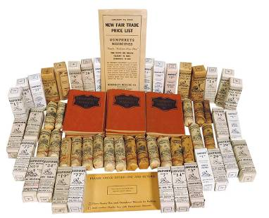 Apothecary Patent Medicines & Booklets (72),