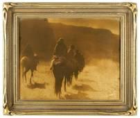 """Fine Art, Curtis Orotone """"The Vanishing Race"""", Edward"""