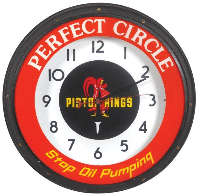 80: Perfect Circle Piston Rings-Stop Oil Pumping neon c
