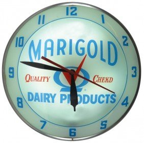 Marigold Dairy Products Double-bubble Light-up Clo