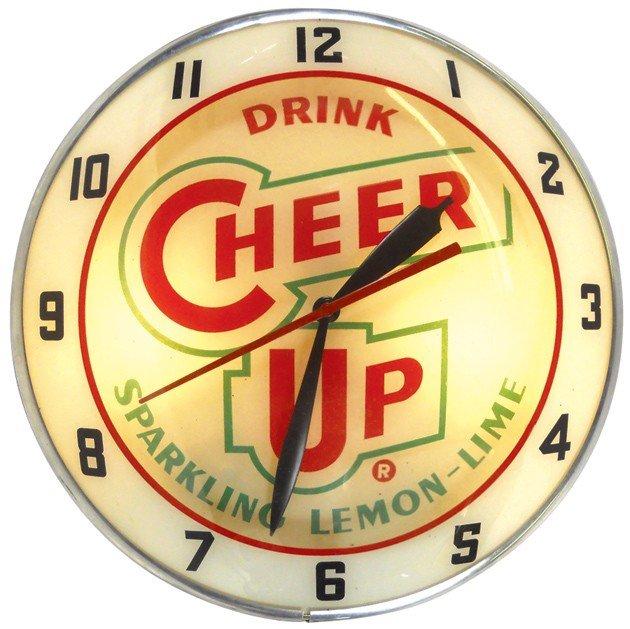 676: Cheer Up Sparkling Lemon-Lime double-bubble light-