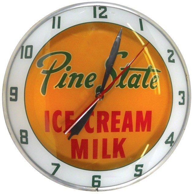 691: Pine State Ice Cream & Milk double-bubble light-up