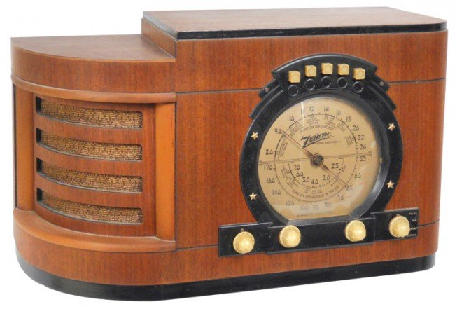 1137: Zenith radio, Multi-Band, Police, SW Broadcast &