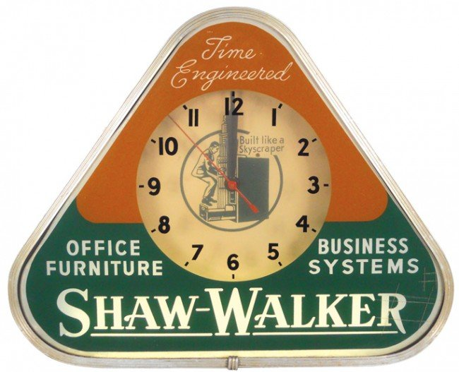 1460: Shaw-Walker Office Furniture & Business Systems l