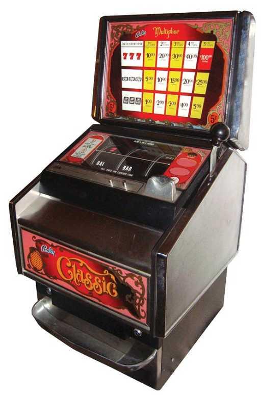 Bally slot machine online