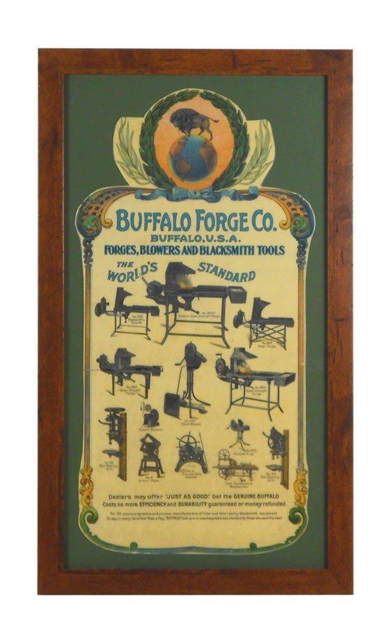 Buffalo Forge Co. Forges, Blowers & Blacksmithing Tools