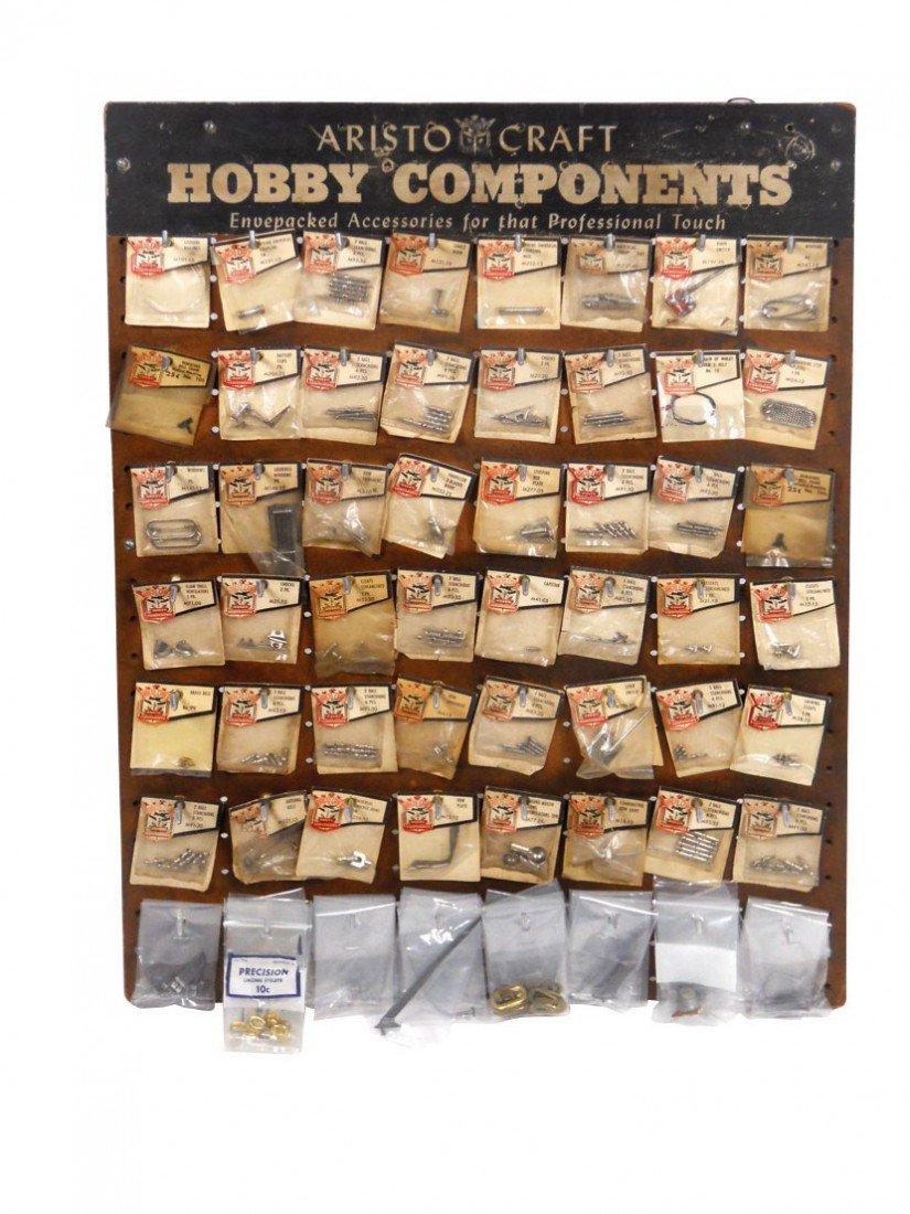 0227: Toy boat dealer display, Rare AristoCraft parts M