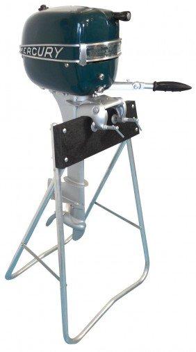 Boat Outboard Motor W/stand, Mercury KE4 Rocket D
