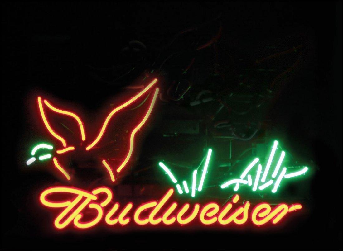 0024: Breweriana, Budweiser Ducks Unlimited sequencing