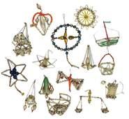 1276: Christmas ornament collection (16), Czechoslovaki