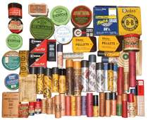 Ammunition, BBs, pellets, air rifle shot (65), ammo & a