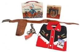 Western Roy Rogers items (4), Roy Rogers & Dale Evans